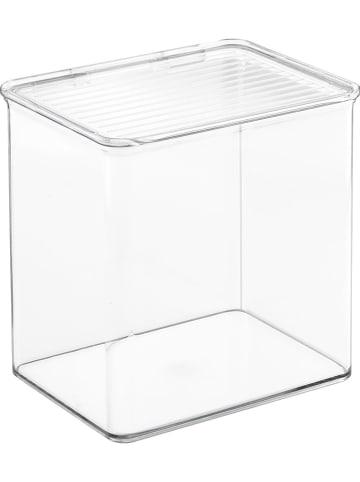 """Idesign Aufbewahrungsbox """"Kitchen Binz"""" in Transparent - (B)16,5 x (H)17 x (T)13 cm"""