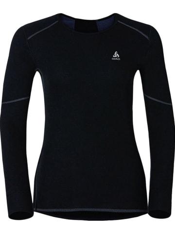 """Odlo Functioneel onderhemd """"Active X-Warm"""" zwart"""