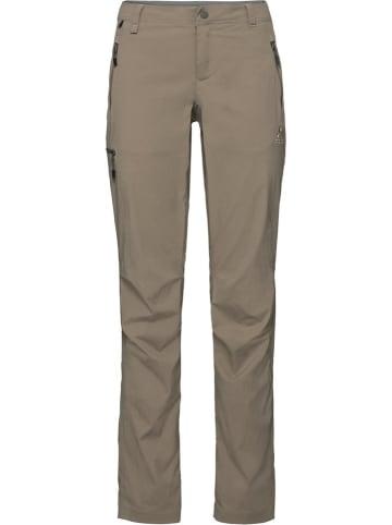 """Odlo Spodnie funkcyjne """"Wedgemount"""" w kolorze jasnobrązowym"""