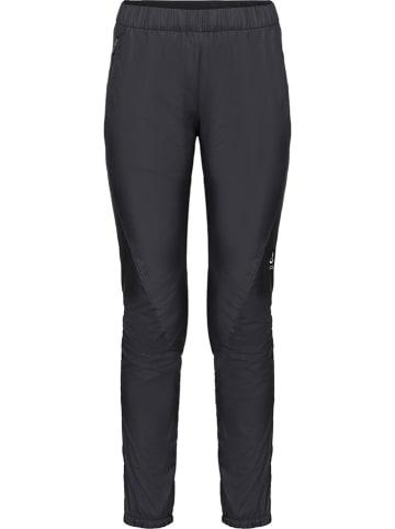 """Odlo Spodnie """"Miles"""" w kolorze czarnym do biegania"""
