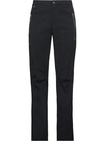 """Odlo Spodnie funkcyjne """"Wedgemount"""" w kolorze czarnym"""