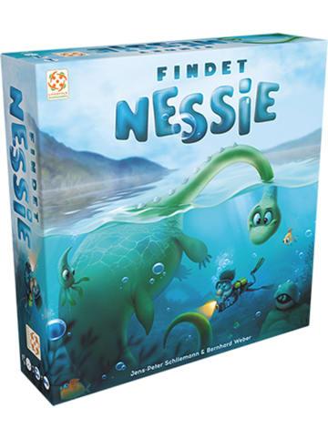 """Asmodee Spiel """"Findet Nessie"""" - ab 6 Jahren"""