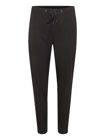 """Kaffe Spodnie """"Blaze"""" w kolorze czarnym"""