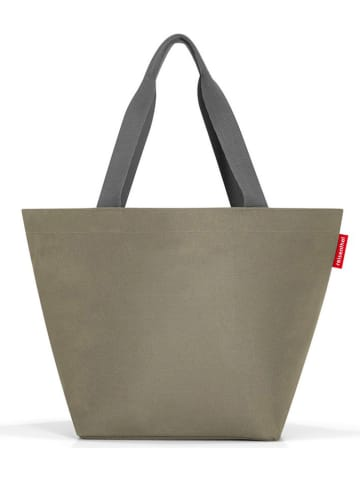 "Reisenthel Shopper ""M"" in Oliv - (B)51 x (H)30,5 x (T)26 cm"