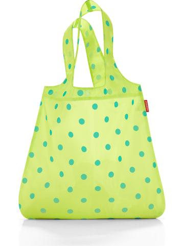 "Reisenthel Shopper bag ""Mini Maxi"" w kolorze żółtym - 43,5 x 60 x 7 cm"