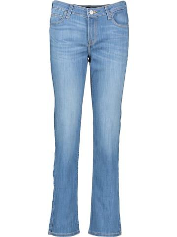 """Lee Spijkerbroek """"Marion"""" - straight fit - blauw"""