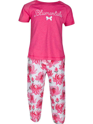 Louis & Louisa Pyjama in Pink
