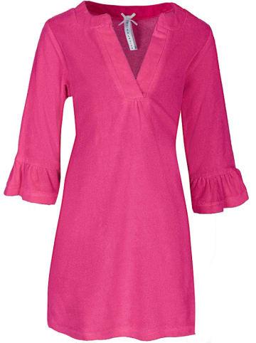 Louis & Louisa Strandkleid in Pink