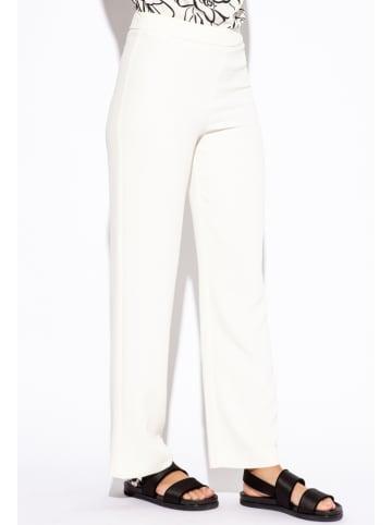 """Bleu Blanc Rouge Spodnie """"Listeri"""" w kolorze białym"""