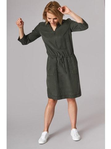 TATUUM Sukienka w kolorze zielonym