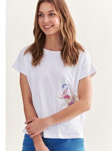 TATUUM T-shirt w kolorze białym