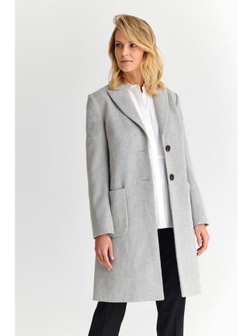 TATUUM Płaszcz w kolorze szarym