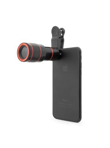 """Unotec Obiektyw """"Clip Con 12x"""" do smartfonów i tabletów"""
