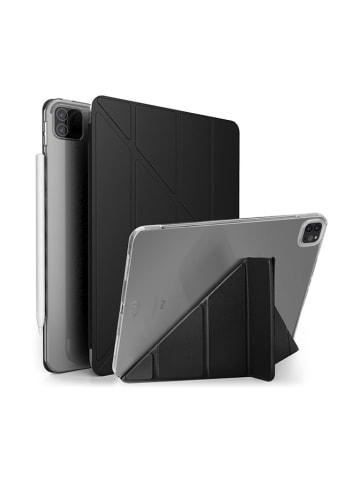 Unotec Flip-Case für iPad Pro 2020/iPad Air 4 in Schwarz