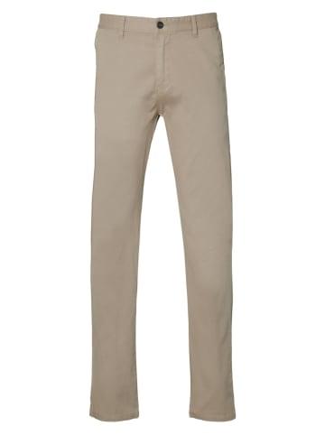 "Van Gils Chinobroek ""Walter"" - tailored fit - beige"