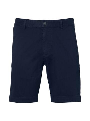"Van Gils Bermuda ""Walter"" - regular fit - donkerblauw"