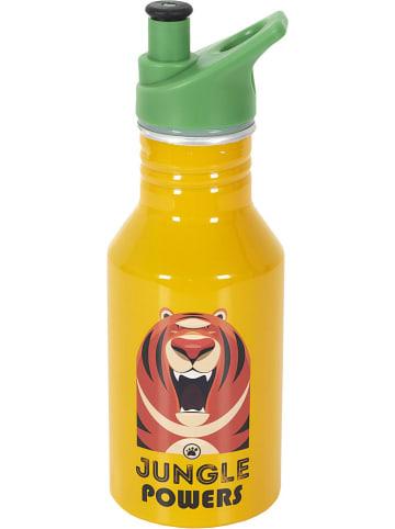Garden Spirit Drinkfles geel/groen - 500 ml