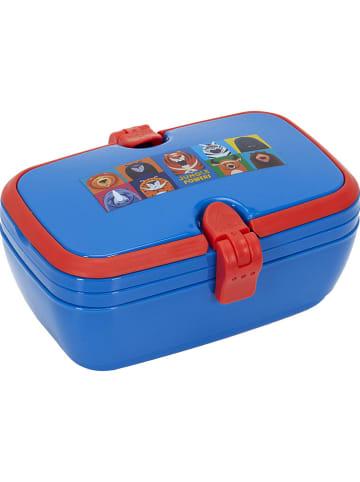 Garden Spirit Lunchbox blauw - (B)16,5 x (H)13 x (D)6,5 cm