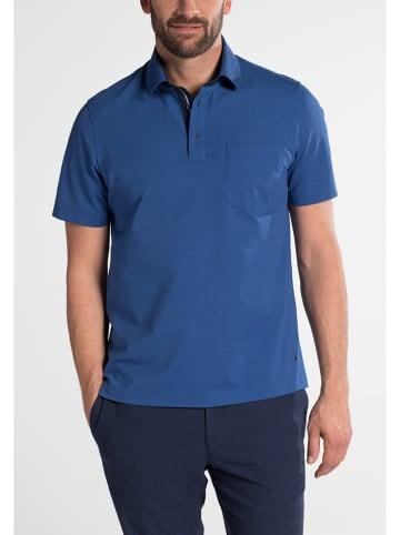 Eterna Hemd - Comfort fit - in Blau