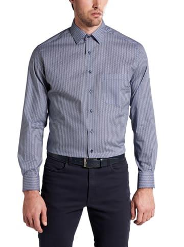 Eterna Koszula - Modern fit - w kolorze niebieskim