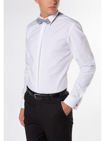 Eterna Koszula - Slim fit - w kolorze białym