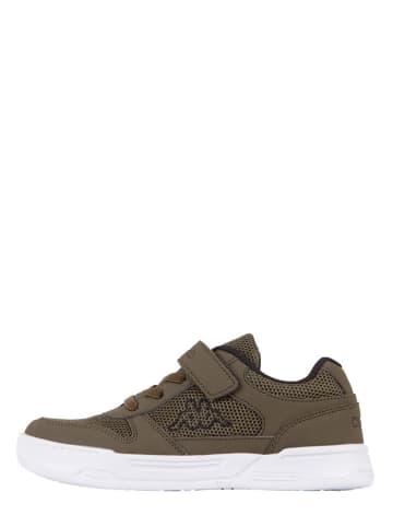 "Kappa Sneakers ""Dalton K"" kaki"