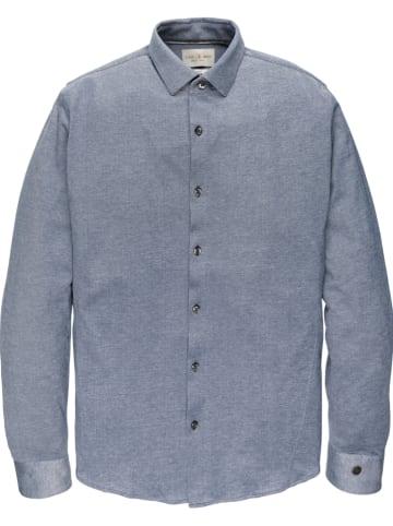 CAST IRON Koszula - Slim fit - w kolorze szarym