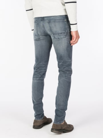 CAST IRON Jeans - Tapered fit - in Blau