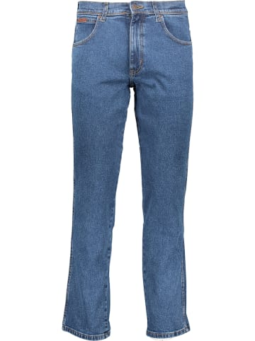 """Wrangler Jeans """"Texas"""" - Authentic Straight fit - in Blau"""
