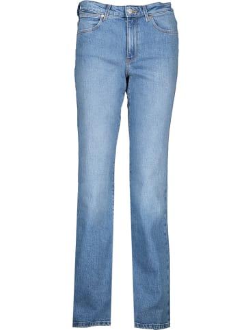 Wrangler Dżinsy - Flare fit - w kolorze niebieskim