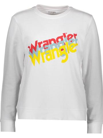 Wrangler Sweatshirt wit