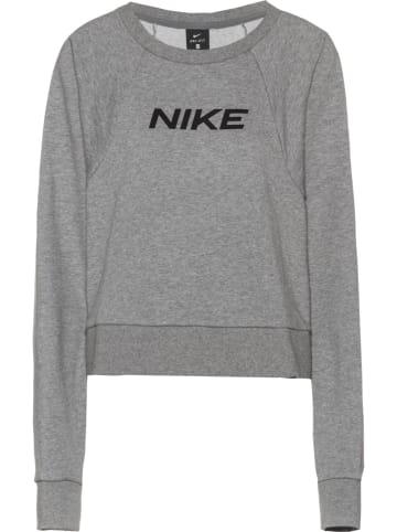 """Nike Bluza sportowa """"Plus Size"""" w kolorze szarym"""