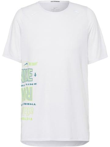 "Nike Trainingsshirt ""Wild Run Rise 365"" wit"
