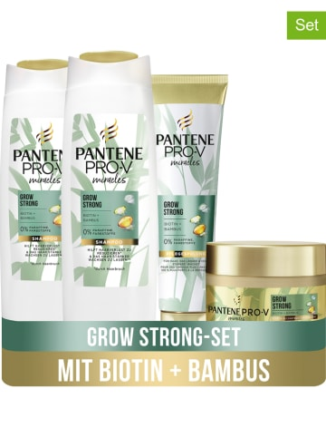 "Pantene Pro-V 4tlg. Haarpflege-Set ""Miracles Grow Strong"""