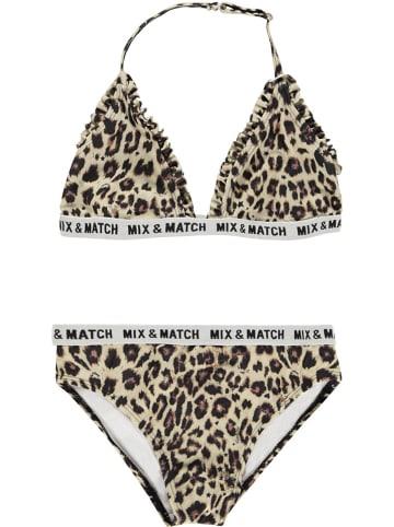 "Vingino Bikini ""Zichelle"" bruin/beige"