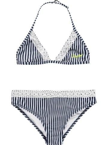 "Vingino Bikini ""Zelina"" donkerblauw/wit"