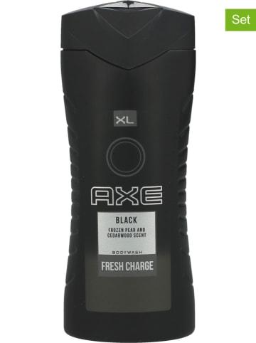"Axe 6er-Set: Duschgele ""Black"", je 400 ml"