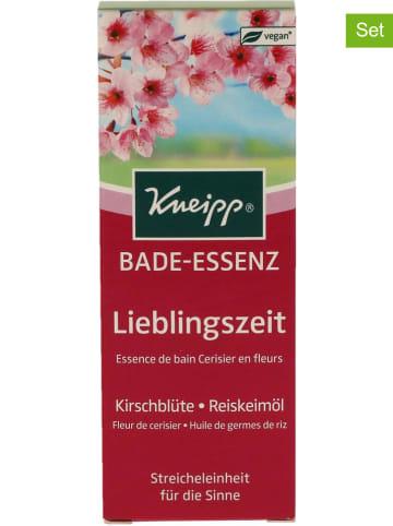 "Kneipp 6er-Set: Bade-Essenzen ""Lieblingszeit"", je 100 ml"