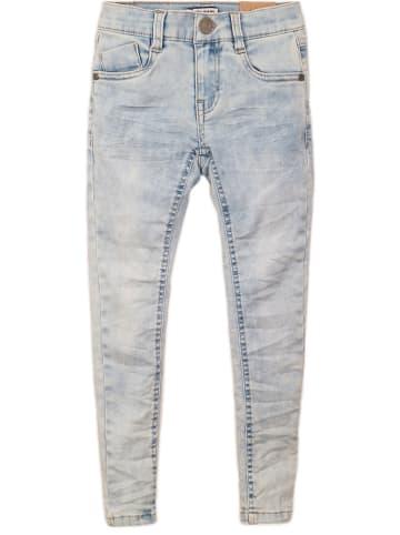 DJ DUTCHJEANS Jeans in Hellblau