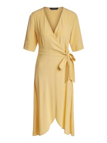 Set Sukienka w kolorze żółtym