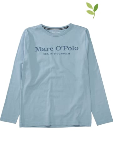 Marc O'Polo Junior Longsleeve in Hellblau