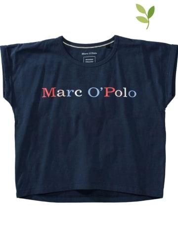 Marc O'Polo Junior Koszulka w kolorze granatowym