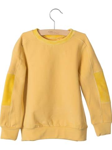 "Little Hedonist Sweatshirt ""Grady"" geel"