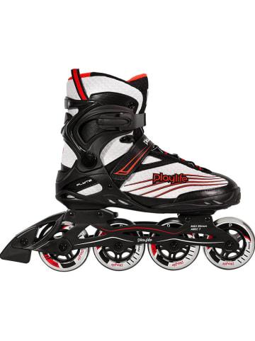 "Playlife Inline skates ""Flyte"" zwart/wit"