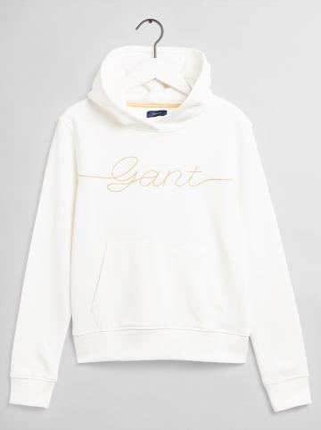 Gant Sweatshirt wit