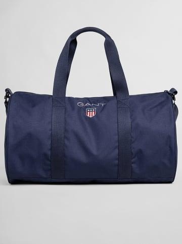 Gant Sporttas donkerblauw - (B)50 x (H)36 cm