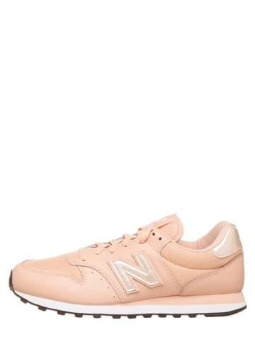 """New Balance Sneakers """"500"""" abrikooskleurig"""