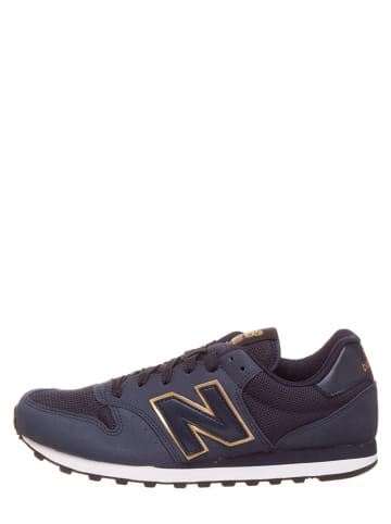 "New Balance Sneakers ""500"" donkerblauw"