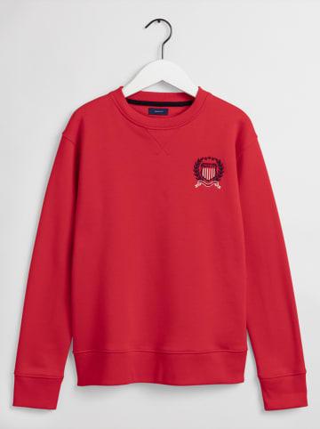 Gant Sweatshirt rood