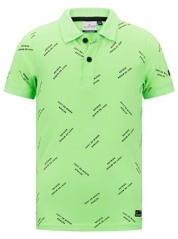 "Retour Poloshirt ""Dano"" groen"